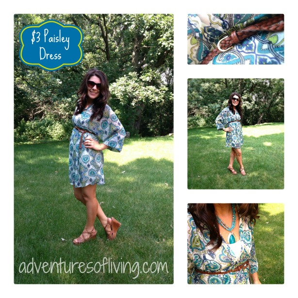 green dress blog
